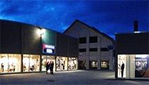 Nicolas Villeroy Gebäude im Oulet Center Wadgassen